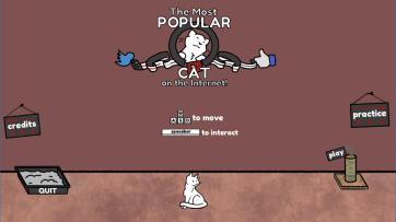 Most Popular Cat menu